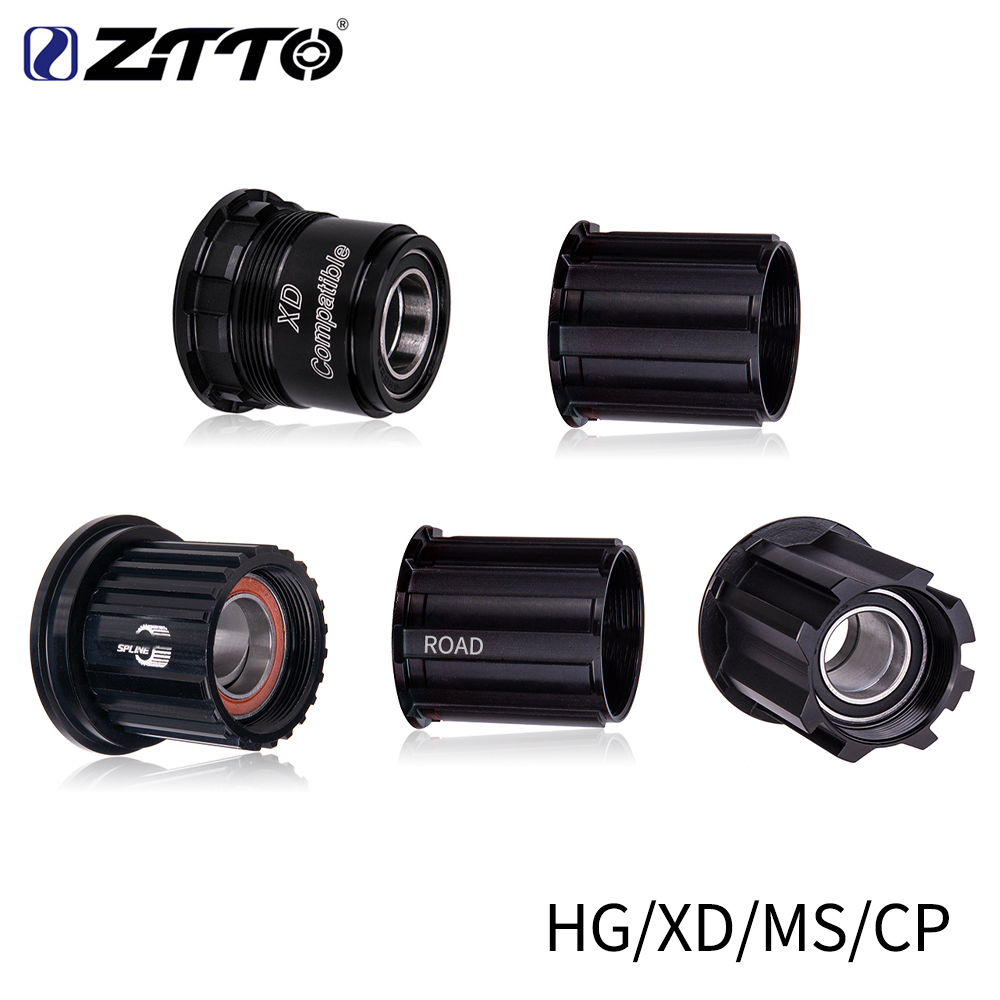 ZTTO MTB Micro Spline Hub Body M9100 12 Speed Cassette Driver HG CP XD for DT Ratchet system Mountain Road Bike(China)