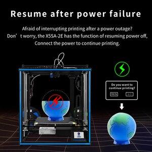 Image 4 - 2020 Tronxy podwójna wytłaczarka 2 w 1 out 3D drukarki wielokolorowy cyclops głowy zestawy DIY ładne Upgrade dla dwóch kolorów gradienty drukowania