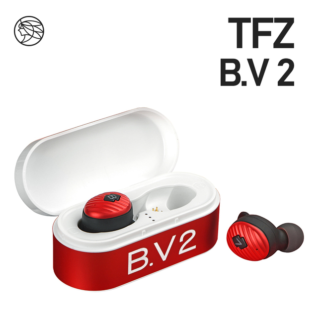 TFZ/ B.V2 TWS Ture Wireless Earphone Bluetooth 5.0 With Charge Case,3D Stereo Sound Earphone with Dual Microphone 1