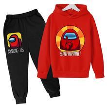 2021 Hot  Designer Clothes Set Boy's Tracksuits for Children Sports Tracksuits  + Pants 2pcs Set Tracksuit Casual Jogging