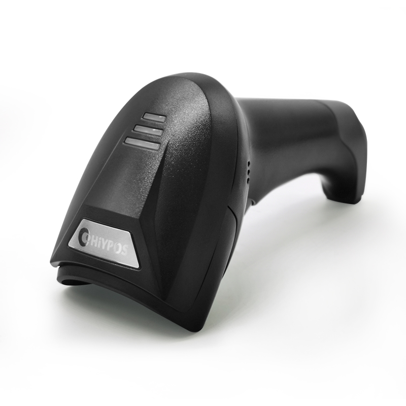 freeshipping portatil sem fio scanner de codigo de barras bluetooth com fio 1d 2d qr codigo