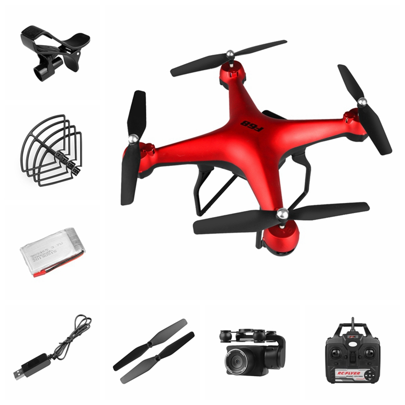 Image 3 - Profissional Mini Drone Cameras RC Quadcopter HD Drones 4K Long  Battery Life Hight Hold Mode Dron Toy For Children Birthday GiftRC  Helicopters