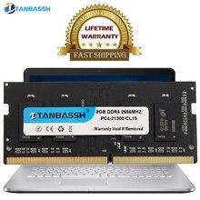 מחשב נייד מחשב נייד זיכרון RAM DDR4 4GB 8GB 16GB 2133MHZ 2400MHZ 2666MHZ 1.2V גבוה ביצועים so dimm DDR4 אחריות לכל החיים
