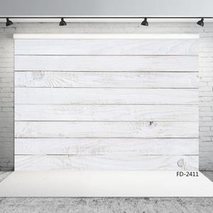White Wooden Board Wood Planks Texture Background Photocall Baby Child Portrait Doll Food Photography Backdrop Photo Studio Prop