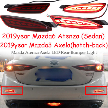 2019year car bupmer taillight for mazda6 atenza rear light brake LED car accessories taillamp for mazda3 axela rear light image
