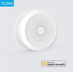Image 3 - オリジナルmijia aqaraハブゲートウェイled夜の光スマートアップルhomekit mihomeアプリで動作ゲートウェイ