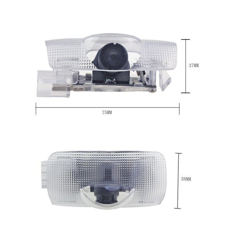 2X LED Car Door Welcome Light Ghost Shadow <font><b>Lamp</b></font> Logo Projector For <font><b>LEXUS</b></font> <font><b>RX300</b></font> RX330 RX350 IS250 LX570 IS200 IS300 lS400 RX ES image