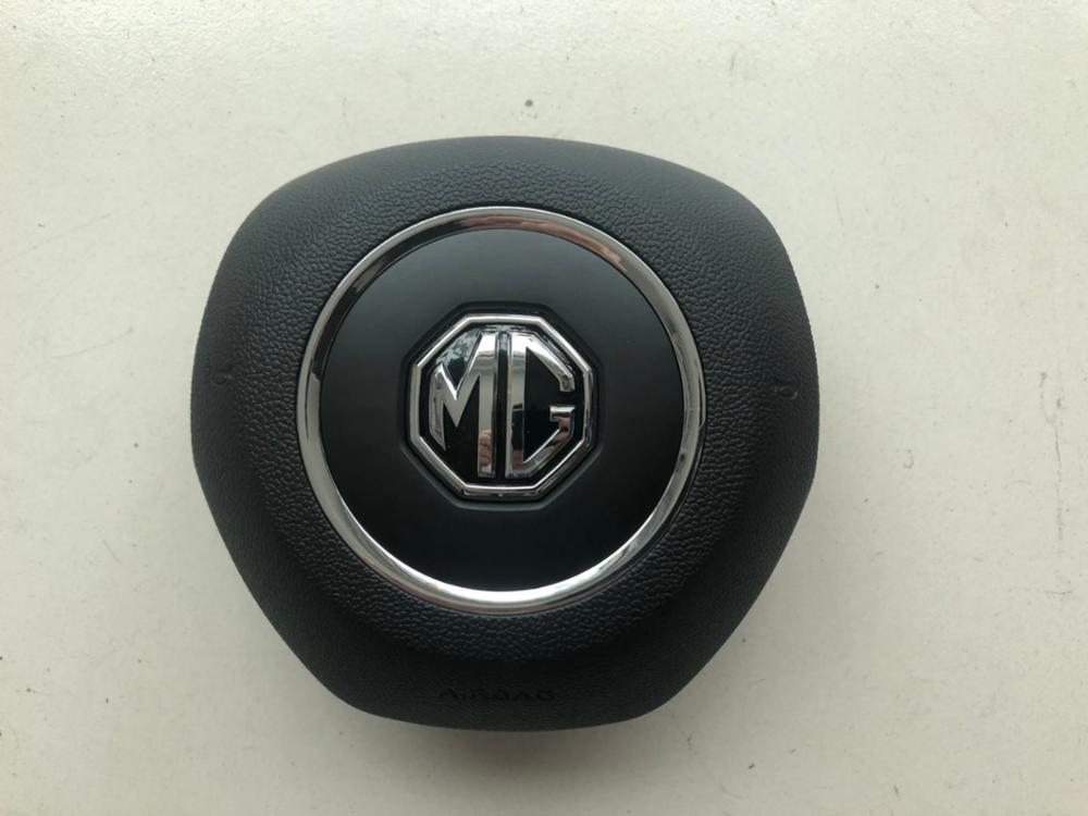 Black color steering wheel cover with MG LOGO for Chinese SAIC MG ZS HS GS auto car motor part