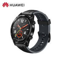 Original Huawei Watch GT Smart Watch GPS 14 Days Battery Life 5 ATM Waterproof Phone Call Heart Rate For Huawei P30