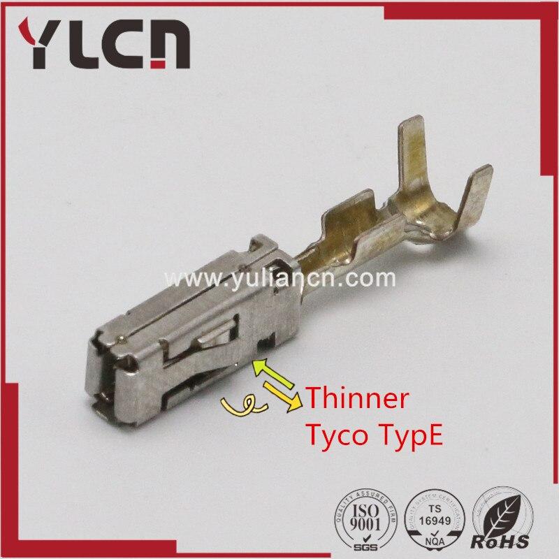 Бесплатная доставка, обжимная Клемма для проводов серии 2,8, автоматическая электрическая клемма для 967543-1/967542-1/968855-3