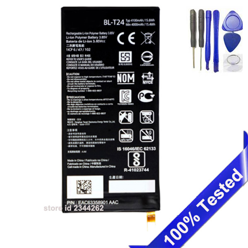 For LG BL-T24 Battery K220 K220dsk X Power K220ds K220z K220dsz K220y High Quality Ls755 4100mAh