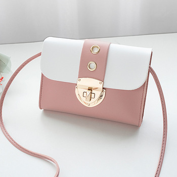 New Fashion PU Leather Crossbody Bags for Women 2019 Small Shoulder Messenger Bag Female Luxury Chain Handbags and Purses vento marea famous brand women handbags 2019 luxury crossbody for woman fashion design purses totes soft pu leather shoulder bag