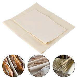 Pans Pastry Baking-Mat Dough Cloth Kitchen-Tools Fermented Linen Bread-Baguette 1 -15