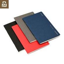 Kaco グリーン紙のノートブックポータブルオフィス旅行のための 4 色