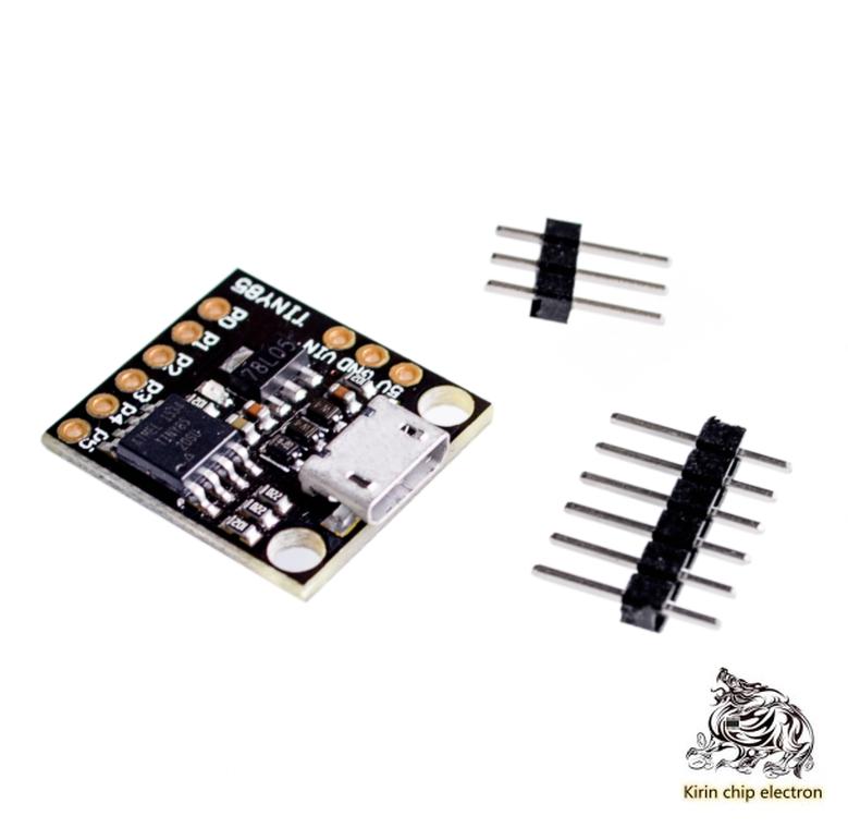 5pcs / Lot Mini Attiny85 Mini Mini USB MCU Development Board