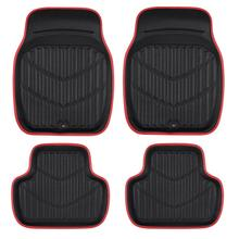 Универсальные ПВХ кожаные автомобильные коврики, водонепроницаемые анти-грязные коврики для kia nissan camry lifan chrysler 300c mazda CX-5