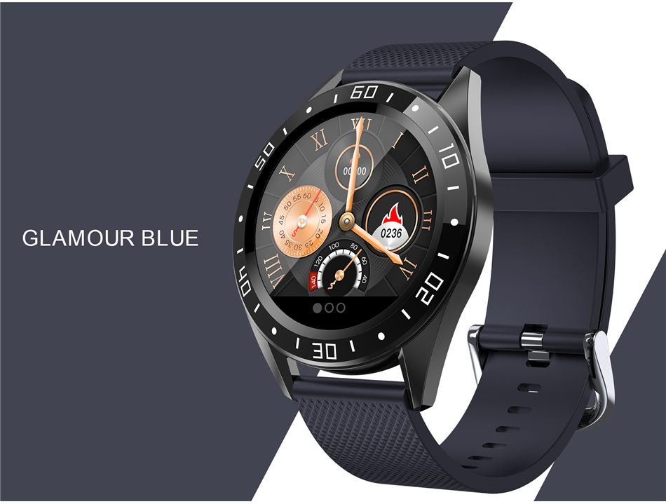 G Montre intelligente IP68, montre de Fitness