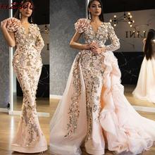 Платья для выпускного вечера с крупными бусинами вечернее платье