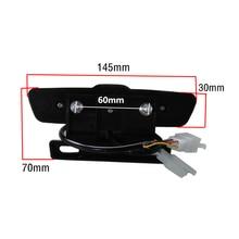 Hot LED Taillight Indicator Brake Light 36V-48V for E-Bike Electric Bicycle MVI-ing недорого