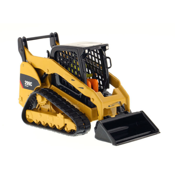 Collectible 1/32 Scale Alloy Diecast  299C Compact Track Loader Engineering Machinery 85226 Model for Fans Gifts