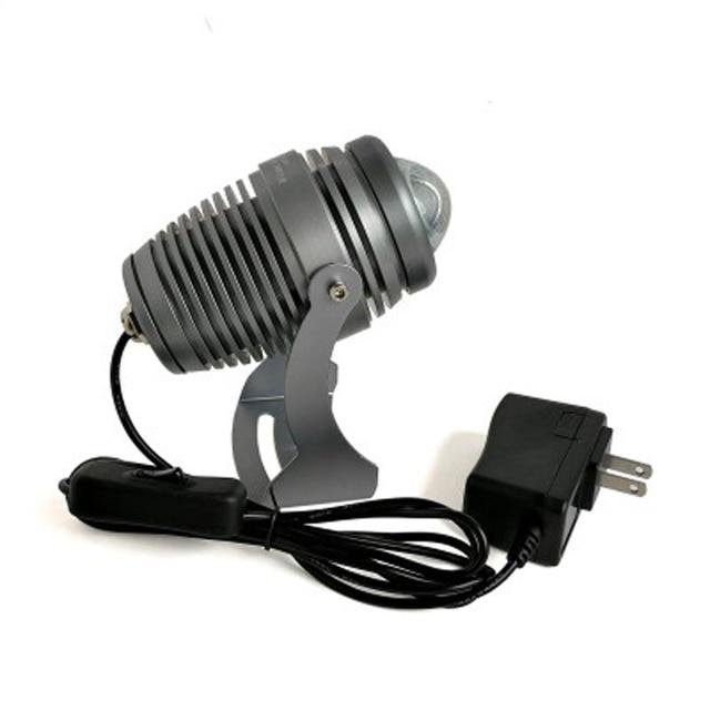 Vusum 100W 365nm 395nm 405nm UV מנורת מתח גבוה זרקור ריפוי מנורת UV מנורת צללים ירוק שמן מחקר LCD מסך