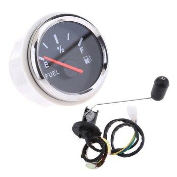1 Set 52mm 12V Car Fuel Level Gauge Meter Fuel Sensor Sender Unit Kit – UNIVERSAL FIT