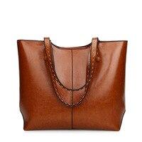 Brand Women Leather Handbags Lady Large Tote Bag Female Pu Shoulder Bags Bolsas Femininas Sac A Main Brown Black Red