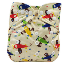 Newborn Waterproof Girl Boy Reusable Nappies Cover Diaper Baby Pocket Washable Cloth Diapers Bebe Nappy Free Shipping