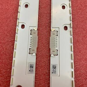 Image 2 - Nowy 2 sztuk podświetlenie LED strip dla Samsung UE55KU6670 UN55MU7000 UE55MU6400 UE55KU6500 BN96 39595A 39596A BN96 39601A 39602A