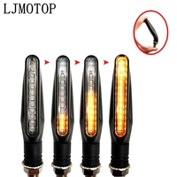 LED Motorrad Blinker Lichter Blinkende Signal Lampe Zubehör Für BMW C600Sport C650Sport C650GT C400GT F650GS F700GS auf