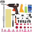 PDR Werkzeuge Reverse Hammer Rutsche Ausbeulen ohne Reparatur Werkzeuge Dent Entfernung Auto Körper Reparatur Kit zu Entfernen Auto Dellen Hagel schaden