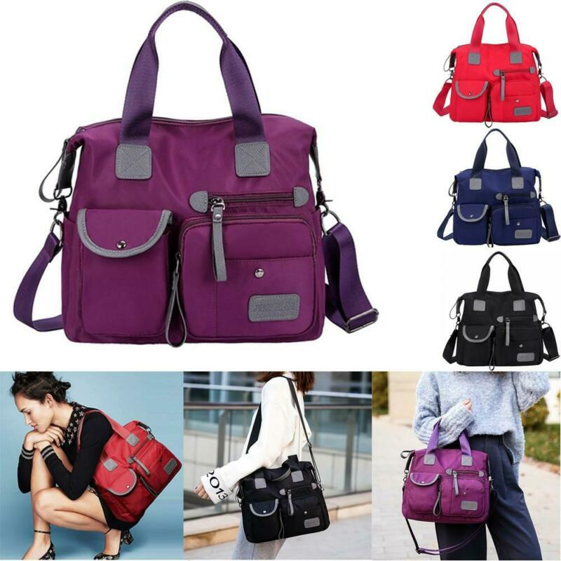 2020 Ladies Fashion Shoulder Bags For Women Designer Waterproof Nylon Handbag Zipper Purses Messenger Crossbody Bag Sac A Main