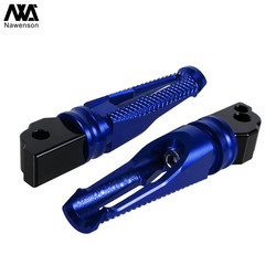 Motorcycle Foot Pegs For BMW S1000RR S1000 RR 2011-2018 2017 2016 CNC Aluminum Rear Passenger Footrests