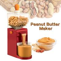 Mini Peanut Grinder Peanut Cashews Hazelnuts nuts sunflower seeds Electric Grinder self making peanut butte Household Grain Mill