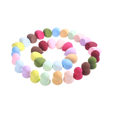 1Pc Cosmetic Puff Powder Smooth Women's Makeup Foundation Sponge Beauty Make Up Tools & Accessories Water Drop Blending Shape