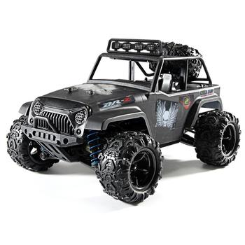 Scale RC Car All Terrain Off-Road Buggy 40KM/H High Speed 4WD Electric Vehicle 2.4 GHz Radio Controlled Terrain Waterproof Truck