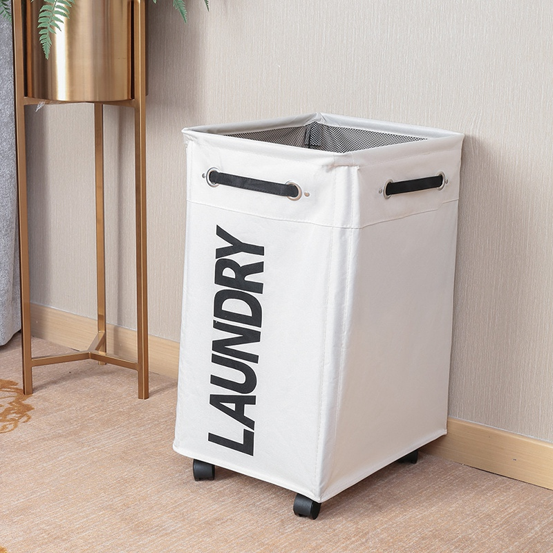 Dirty Clothes Laundry Basket Foldable