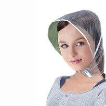 Креативная пластиковая непромокаемая шляпа, пальто, плащ для мужчин и женщин, подарки для детей, универсальное использование, походная рыбалка, дожди, водонепроницаемые ветрозащитные шляпы