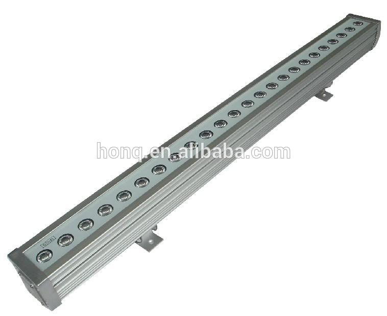 China lieferant IP65 bühne beleuchtung 24x10w RGBW quad in1 DMX led wall washer