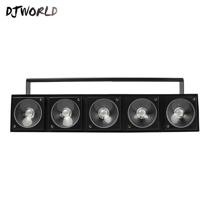Djworld LED 5x30W RGB Matrix DMX512 Stage Effect Lighting  For DJ Disco Party Dance Floor Nightclub Bar And Wedding Decoration