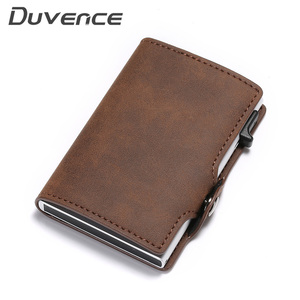 id card holder rfid wallet credit card wallet(China)