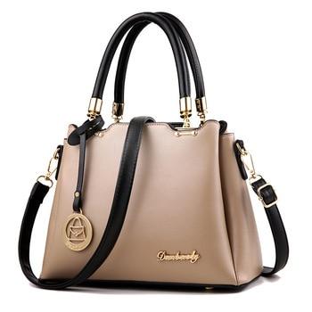цена на Fashion Women HandBags Luxury Bags Ladies PU Leather Crossbody Bags Famous Brand Shoulder Bag For Women Hand Bag Bolsa Feminina