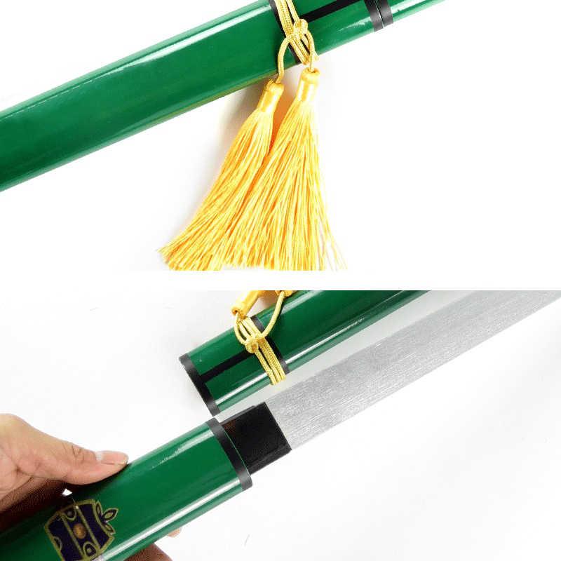 Touken Ranbu On-Line di Legno Spada Arma Mouri Toushirou Il Coltello Cosplay Anime Katana Samurai Ninja Espada Giocattoli Per I Ragazzi