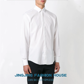 S-6XL!!Fashionable male spring slim shirt long sleeve pointed collar young hair stylist shirt thin top version