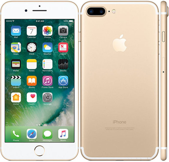 Apple iPhone 7 Plus Unlocked 12MP 4G LTE 5.5″ Quad Core A10 3G RAM 32/128G/256 ROM NFC Mobile Phone