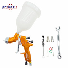 Spray-Gun Nozzle Painting Aerograph-Tool Professional Mini ROLKETU for Cars HD2