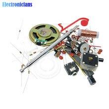 1 zestaw CF210SP AM / FM Stereo Radio zestaw DIY elektroniczny zestaw do samodzielnego montażu AM FM dwa pasma zestaw montażowy zestaw 525-1605khz dla Arduino