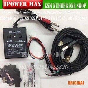 Image 2 - แหล่งจ่ายไฟ iPower Test สายบน/ปิด iPower Pro สำหรับ iPhone 6G/6P/6S/6SP/7G/7P/8G/8P/X DC Power ควบคุมสายเคเบิลทดสอบ