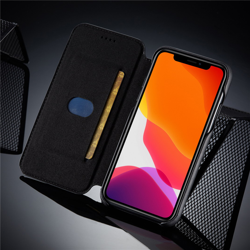 Fashion Card Holder with Stand Case for iPhone 11/11 Pro/11 Pro Max 11