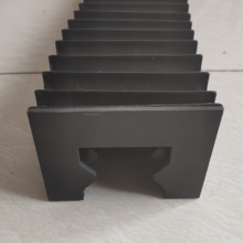Covers for HWIN/THK HSR45 rails, Lmax 6000 mm/piece